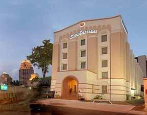 Comfort Inn Alamo Riverwalk (Сан-Антонио, США)
