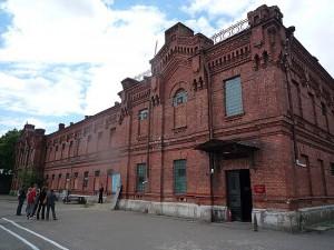 Karosta Prison (Лиепайя, Латвия)