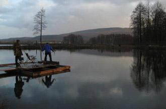 Рыбалка в Весьегонске