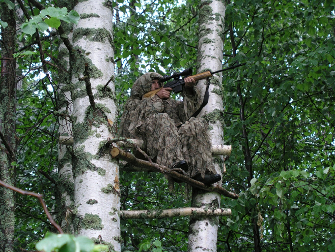 Охота в Весьегонске