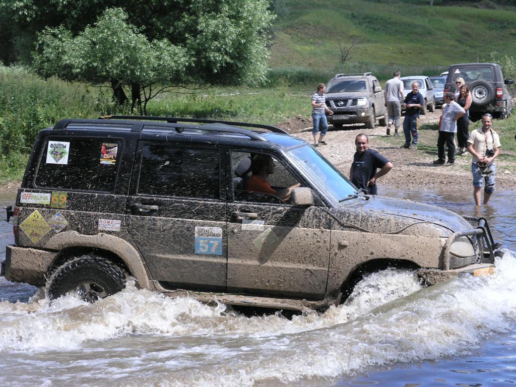 Джип-сафари в Весьегонске