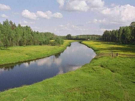 Экотуризм в Весьегонске