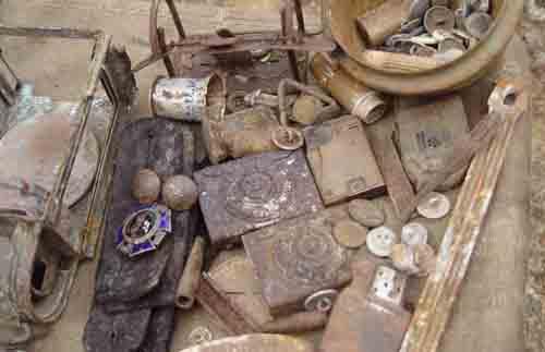 Поиск кладов в Весьегонске